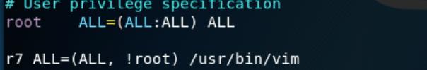 CVE-2019-14287 sudo 配置不当-权限提升漏洞预警